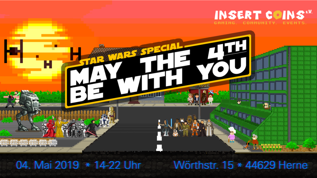2019-05-04 Level18 May The Force